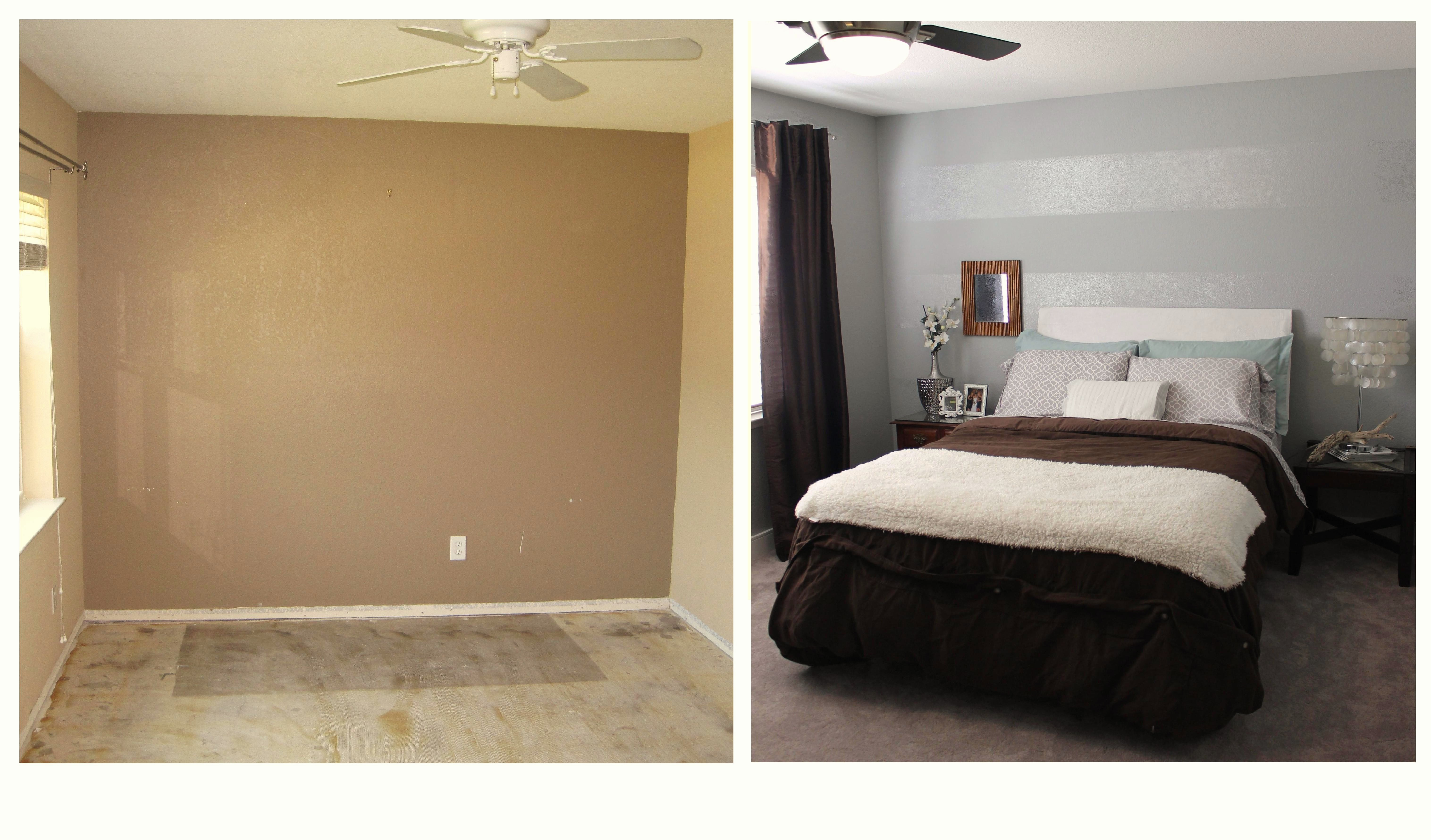 Tone On Tone Striped Accent Wall Mrs The Misc
