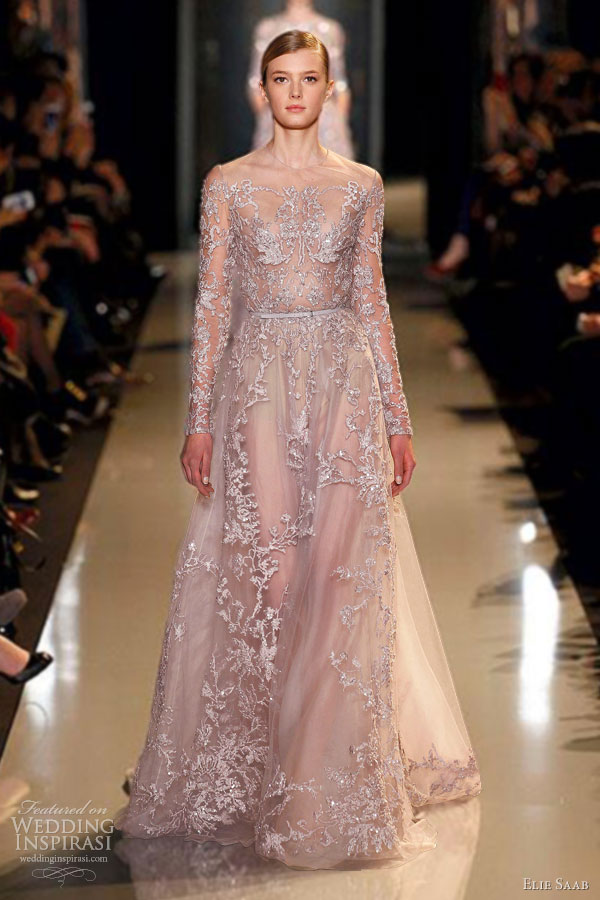 elie-saab-spring-summer-2013-couture-lilac-embroidered-lace-guipure-long-sleeve-dress