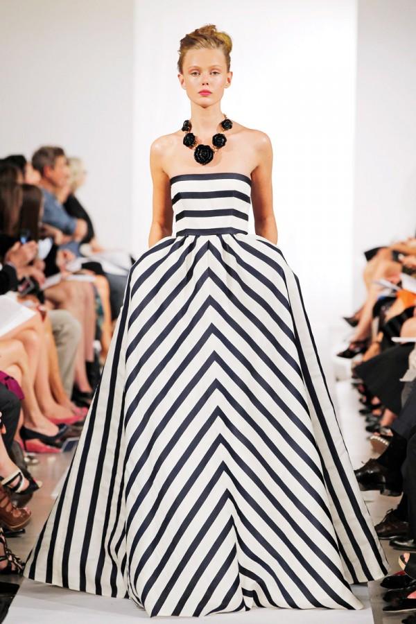 Spring-Fashion-2013-Trend-Stripes-Oscar-de-la-Renta-600×900 | mrs ...