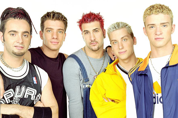 *NSYNC Portrait Session